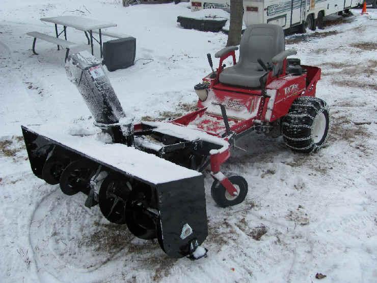 Concord Snow Blower Demott Enterprises